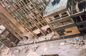 IRA Bomb in Cental London